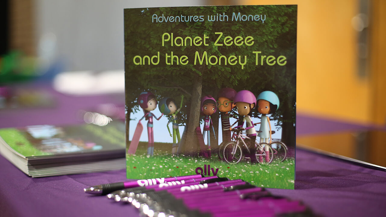 Image of Planet Zeee and the Money Tree